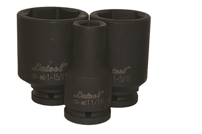 Picture of 1-1/4'' - 3/4'' Drive Impact Deep Socket