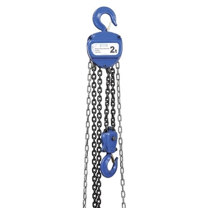 Picture of Chain Block 2 Tonne 3m Lift