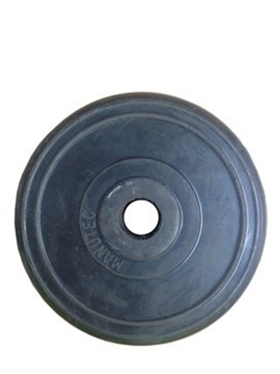 "Picture of 8"" RUBBER WHEEL"