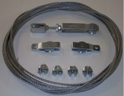 Picture of BRAKE KIT SINGLE AXLE MECHANICAL
