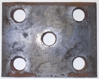 Picture of 63 X 50 X 12MM FISH PLATE-16MM