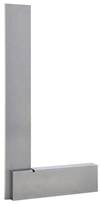 """Picture of 4"""" (100mm) Machinists Square"""