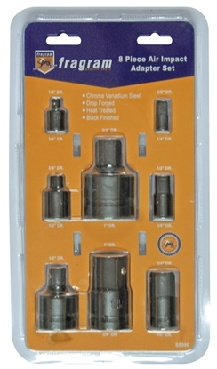 Picture of 8 Piece Air Impact Adaptor Set