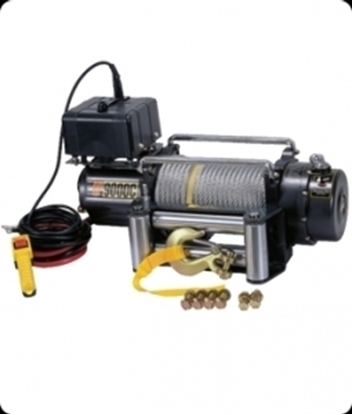 Picture of  9000LBS 12V ELECTRIC WINCH