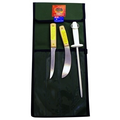 Picture of AOS Green River Standard Knife Package